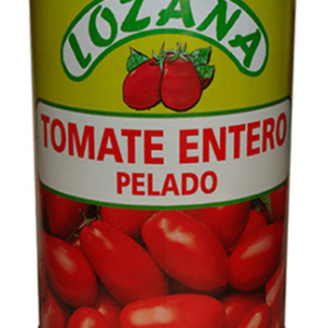 tomate entero