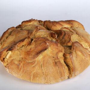 pan hogaza de piedra