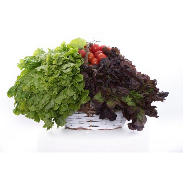 regalo cesta de verduras