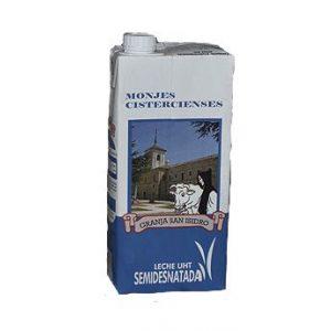 leche semidesnatada palencia