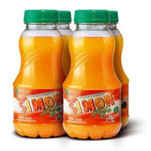 zumo mandarina