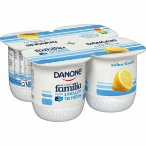 yogur limon