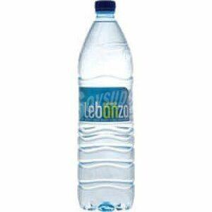 pack 6 botellas de lebanza