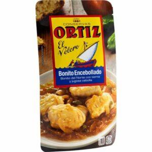 Bonito Encebollado Bolsa Ortiz