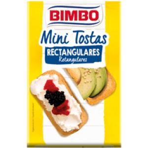 mini tostas
