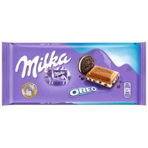milka chocolate oreo