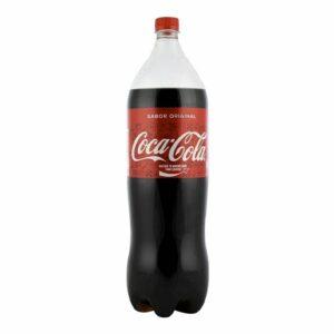 Botella Coca-Cola 2 litros