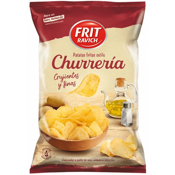 patatas fritas churreria