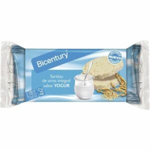 tortitas bicentury yogur
